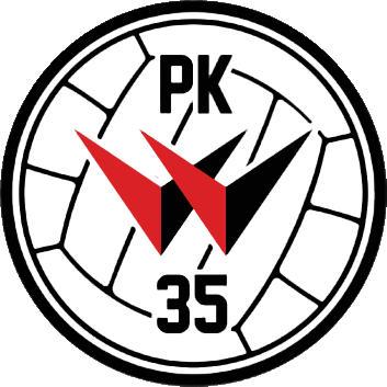 Escudo de PK-35 VANTAA (FINLANDIA)