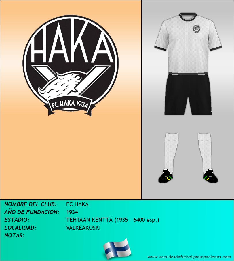 Escudo de FC HAKA