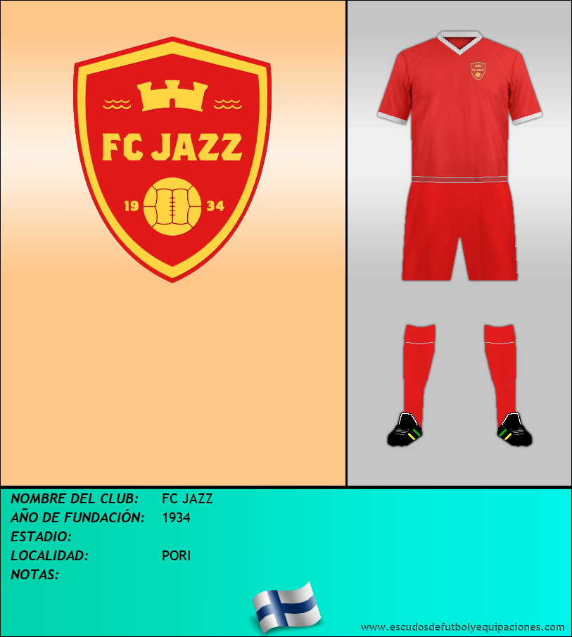 Escudo de FC JAZZ
