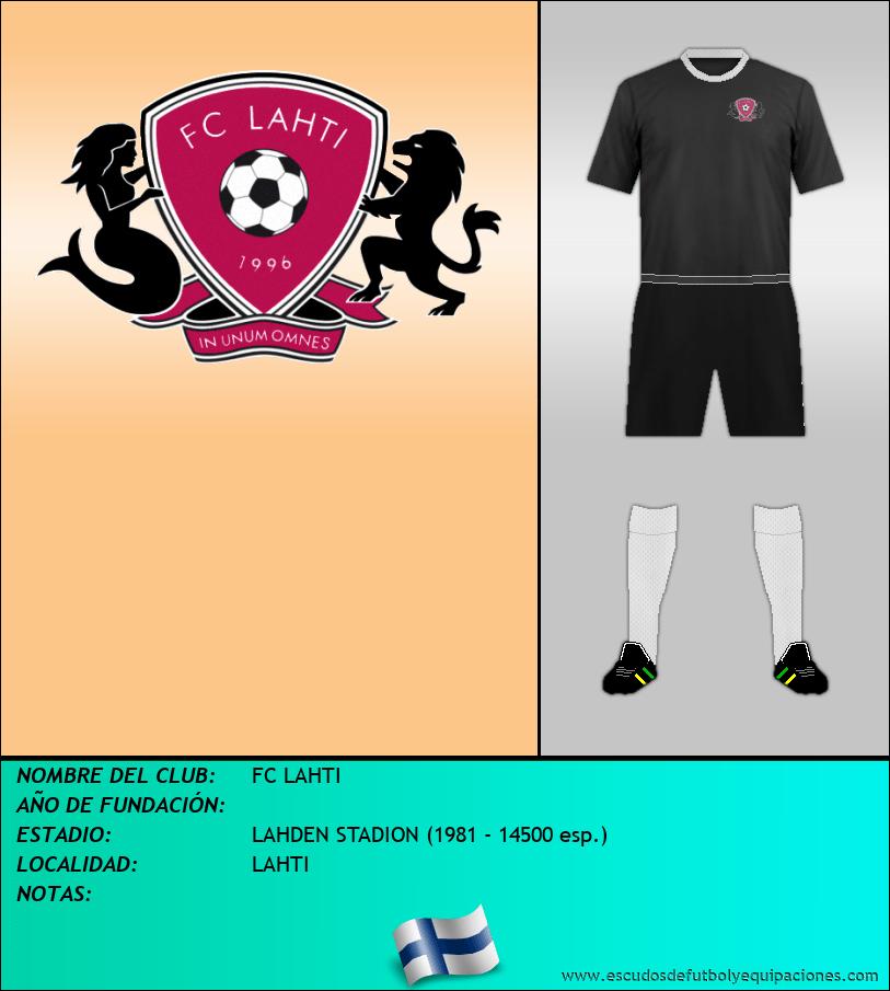 Escudo de FC LAHTI