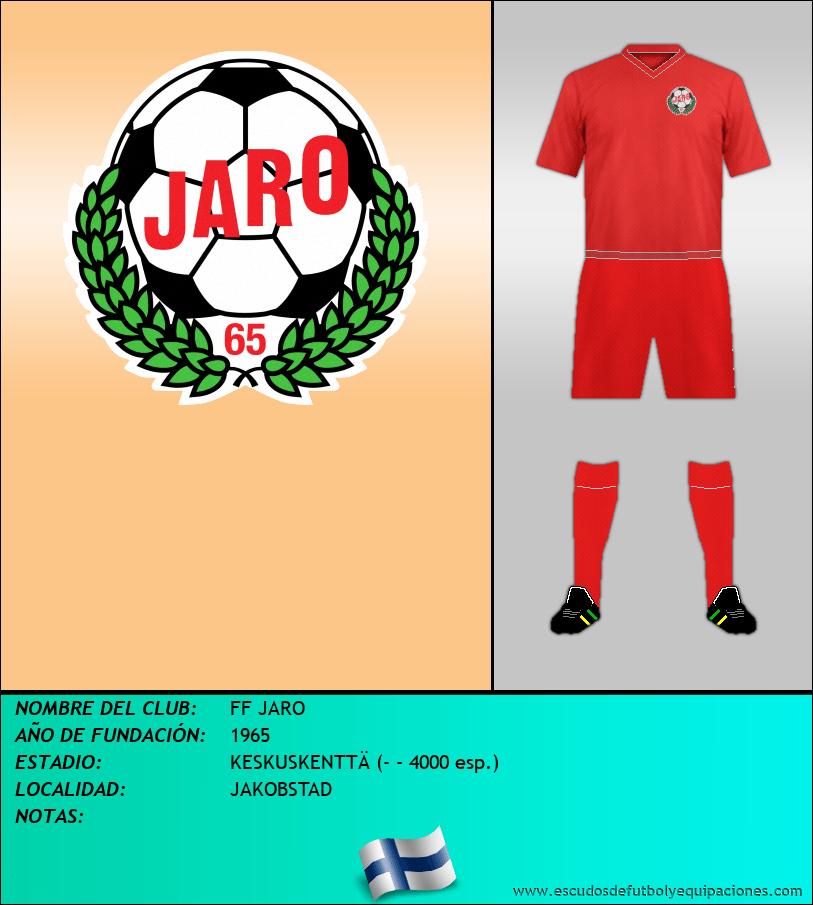Escudo de FF JARO