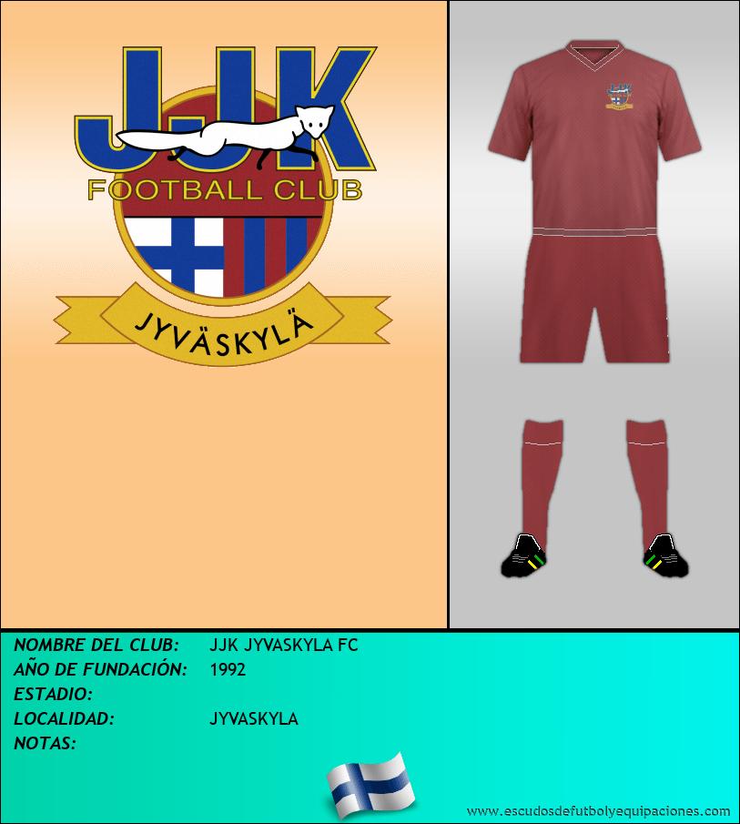 Escudo de JJK JYVASKYLA FC