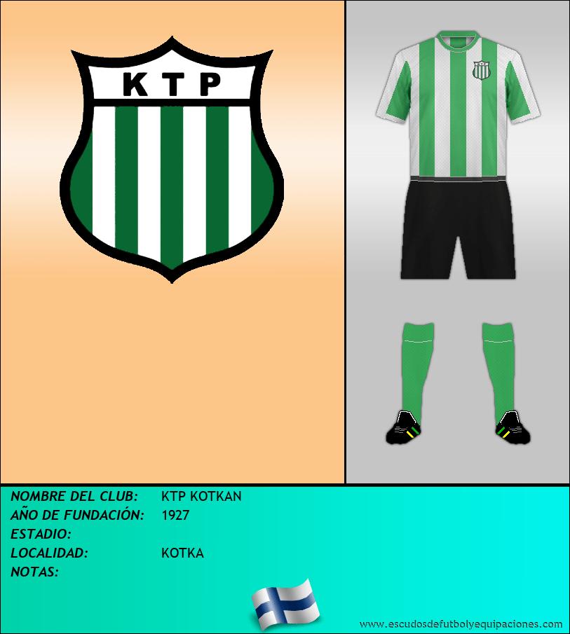 Escudo de KTP KOTKAN