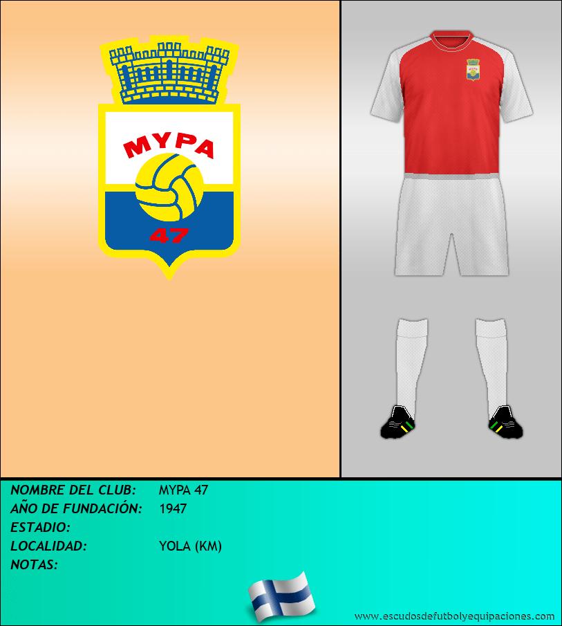 Escudo de MYPA 47