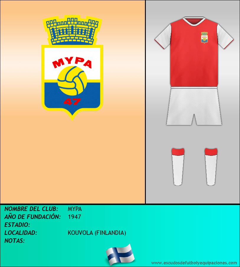 Escudo de MYPA