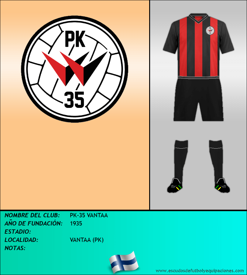 Escudo de PK-35 VANTAA