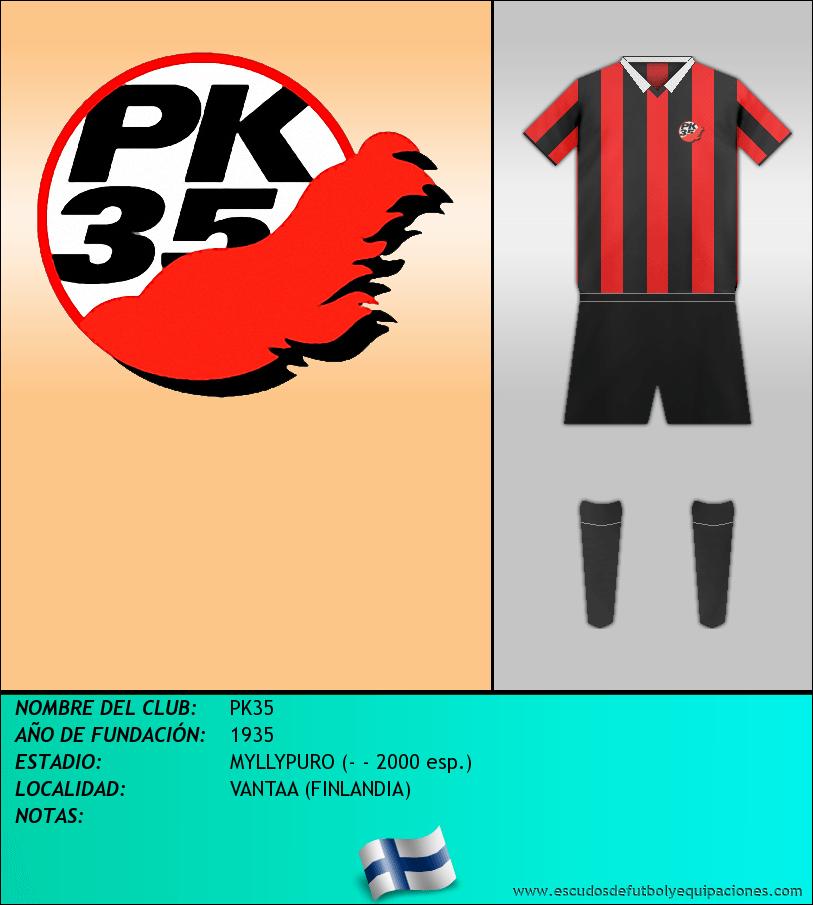 Escudo de PK35