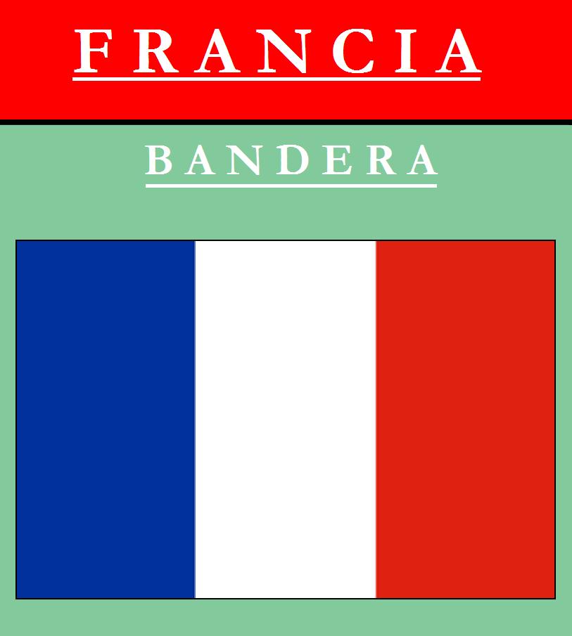 Escudo de BANDERA DE FRANCIA