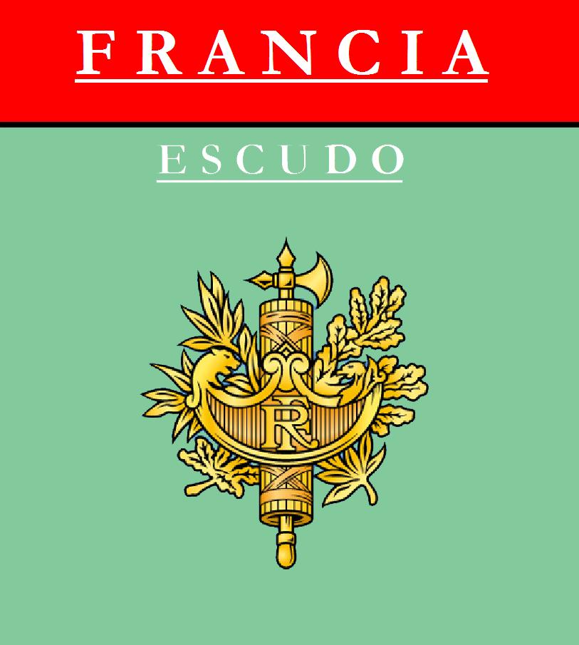 Escudo de ESCUDO DE FRANCIA