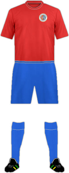 Equipación SAINT-LYS OLYMPIQUE FC