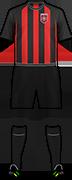 Equipación FC 4 RIVIERES 70