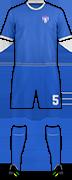 Equipación J.A. DRANCY F.C.
