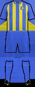 Equipación LABARTHE FC