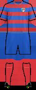 Equipación MARIGNANE GIGNAC F.C.