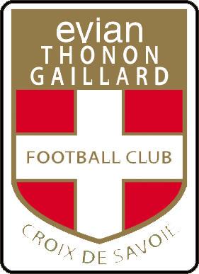 Escudo de ÉVIAN THONON GAILLARD F.C. (FRANCIA)