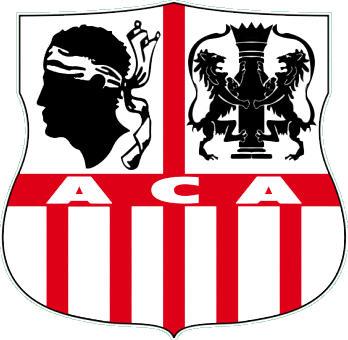 Escudo de A.C. AJACCIO (FRANCIA)