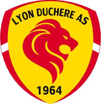 Escudo de A.S. LYON DUCHERE (FRANCIA)