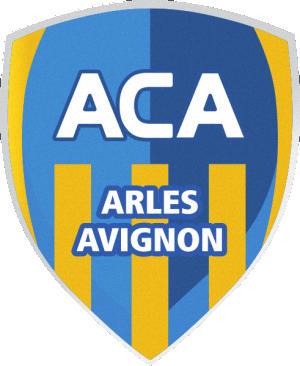 Escudo de AC ARLES AVIGNON (FRANCIA)