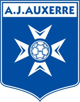 Escudo de AJ AUXERRE (FRANCIA)