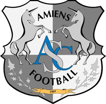 Escudo de AMIENS SC (FRANCIA)