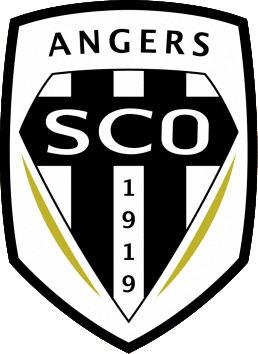 Escudo de ANGERS SCO (FRANCIA)