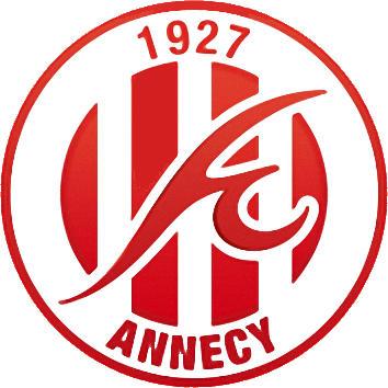 Escudo de ANNECY F.C. (FRANCIA)