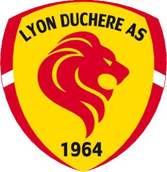 Escudo de AS LYON DUCHERE (FRANCIA)