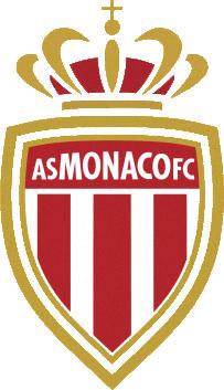 Escudo de AS MÓNACO FC (FRANCIA)