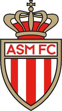 Escudo de AS MONACO (FRANCIA)