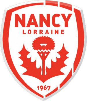 Escudo de AS NANCY-LORRAINE (FRANCIA)