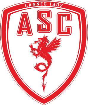 Escudo de ASC CANNES (FRANCIA)