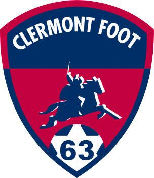 Escudo de CLERMONT FOOT AUVERGNE (FRANCIA)