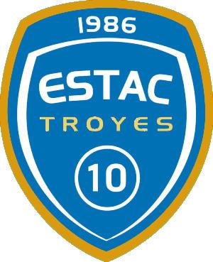 Escudo de E.S TROYES AC (FRANCIA)