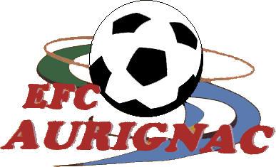 Escudo de EFC AURIGNAC (FRANCIA)