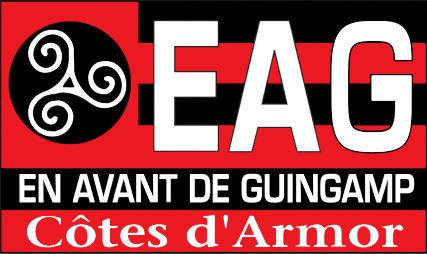 Escudo de EN AVANT DE GUINGAMP (FRANCIA)
