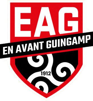 Escudo de EN AVANT GUINGAMP (FRANCIA)