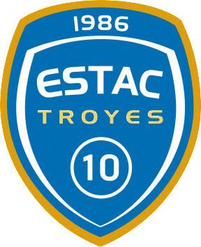 Escudo de ES TROYES AC (FRANCIA)