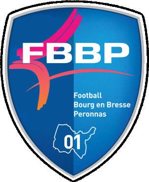 Escudo de F.B. BOURG-PÉRONNAS (FRANCIA)