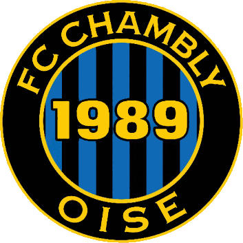 Escudo de F.C. CHAMBLY (FRANCIA)