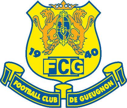 Escudo de F.C. DE GUEUGNON (FRANCIA)