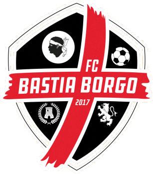 Escudo de FC BASTIA BORGO (FRANCIA)