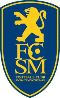 Escudo de FC SOCHAUX (FRANCIA)