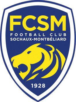 Escudo de FC SOCHEUX-MONTBÉLIARD (FRANCIA)