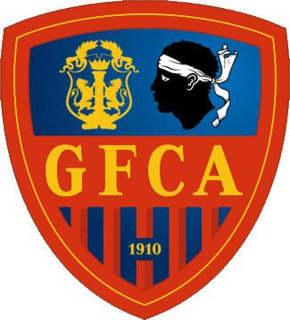 Escudo de GAZÉLEC F.C. AJACCIO (FRANCIA)