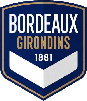 Escudo de GIRONDINS DE BORDEAUX F.C. (FRANCIA)
