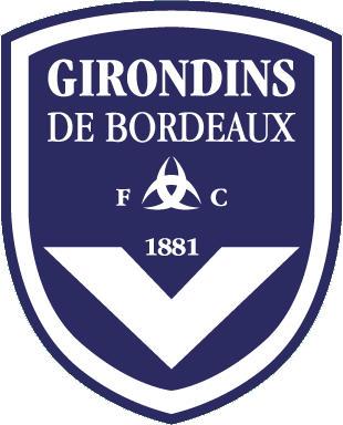 Escudo de GIRONDINS F.C. (FRANCIA)
