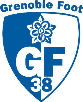 Escudo de GRENOBLE FOOT 38 (FRANCIA)