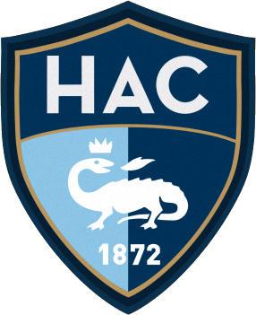 Escudo de LE HAVRE A.C. (FRANCIA)