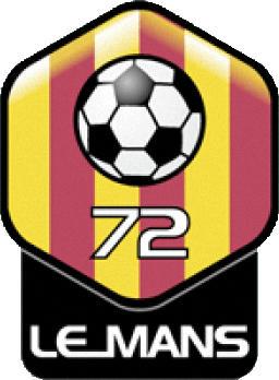 Escudo de LE MANS UC72 (FRANCIA)
