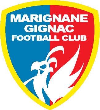 Escudo de MARIGNANE GIGNAC F.C. (FRANCIA)